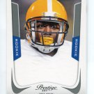 TERRENCE TOLIVER 2011 Panini Prestige #295 ROOKIE LSU Tigers