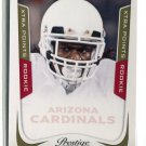 RYAN WILLIAMS 2011 Panini Prestige XTRA Points SP #288 ROOKIE Cardinals VIRGINIA TECH Hokies #d/250