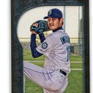 HISAHI IWAKUMA 2015 Topps Gypsy Queen BRONZE SP #32 Mariners #d/499