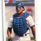 IVAN RODRIGUEZ 1992 Bowman #1 ROOKIE Indians