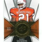 BARRY SANDERS 2014 Upper Deck SPx Finite Legends INSERT Oklahoma State Cowboys DETROIT LIONS #d/999