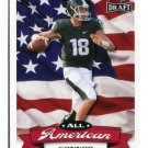 CONNOR COOK 2016 Leaf Draft All-American INSERT ROOKIE Michigan State RAIDERS QB