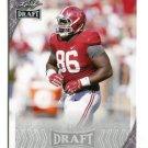 A'SHAWN ROBINSON 2016 Leaf Draft #1 ROOKIE Alabama Crimson Tide DETROIT LIONS
