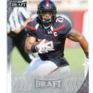 DEANDRE WASHINGTON 2016 Leaf Draft #24 ROOKIE Texas Tech Red Raiders RAIDERS RB