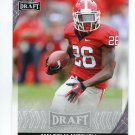 MALCOLM MITCHELL 2016 Leaf Draft #62 ROOKIE Georgia Bulldogs PATRIOTS