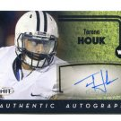 TERENN HOUK 2016 Sage Hit Low BLACK AUTO Autograph ROOKIE BYU Brigham Young BEARS WR