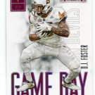 D.J. DJ FOSTER 2016 Panini Contenders Game Day #43 ROOKIE Arizona State PATRIOTS