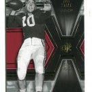 BART STARR 2014 Upper Deck SPx #32 Alabama Crimson Tide GB PACKERS QB
