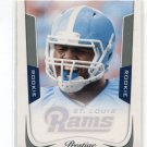 ROBERT QUINN 2011 Panini Prestige #283 ROOKIE Rams NORTH CAROLINA UNC TAR HEELS