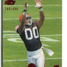 GREG LITTLE 2011 Topps Prime RED SP #148 ROOKIE North Carolina UNC Tar Heels BROWNS #d/499