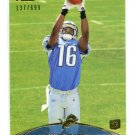 TITUS YOUNG 20011 Topps Prime GOLD SP #23 ROOKIE Boise State Broncos DETROIT LIONS #d/699