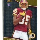 LEONARD HANKERSON 2011 Topps Finest #121 ROOKIE Miami Canes Hurricanes REDSKINS