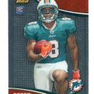 DANIEL THOMAS 2011 Topps Finest #45 ROOKIE Kansas State Wildcats DOLPHINS
