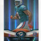 DANIEL THOMAS 2011 Topps Platinum REFRACTOR #44 ROOKIE Kansas State Wildcats DOLPHINS