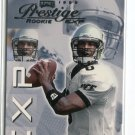 DAUNTE CULPEPPER 1999 Playoff PRestige EXP #EX31 ROOKIE Vikings CENTRAL FLORIDA QB