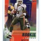 SANTANA MOSS 2001 Upper Deck UD MVP #310 ROOKIE Redskins MIAMI CANES Hurricanes
