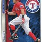 IAN KINSLER 2013 Fathead Tradeables 5x7 #39 Texas Rangers