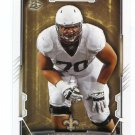 ANDRUS PEAT 2015 Bowman #17 ROOKIE Stanford Cardinal SAINTS