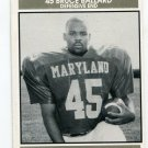 BRUCE BALLARD 1992 Big 33 Maryland MD High School card DE