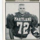DAVID VERNIER 1992 Big 33 Maryland MD High School card OL