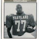 GEORGE ADDISON 1992 Big 33 Maryland MD High School card OL