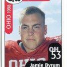 JAMIE BYRUM 1998 Ohio OH Big 33 High School card VANDERBILT Center