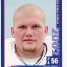 GENE RICH 2002 Pennsylvania PA Big 33 High School card NORTHEASTERN Central Bucks West HS