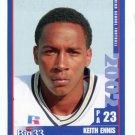 KEITH ENNIS 2002 Pennsylvania PA Big 33 High School card KUTZTOWN WR