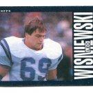 LEO WISNIEWSKI 1985 Topps #268 Penn State COLTS