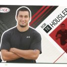 ROB HOUSLER 2011 Sage #17 ROOKIE Chicago Bears CARDINALS