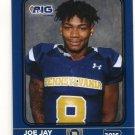 JOE JAY SMITH Jr. 2016 Pennsylvania PA Big 33 High School card