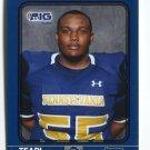 TEARL GRAY 2016 Pennsylvania PA Big 33 High School card WOODLAND HILLS HS