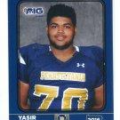 YASIR DURANT 2016 Pennsylvania PA Big 33 High School card SAN DIEGO STATE
