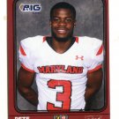 PETE BOONE IV 2016 Maryland MD  Big 33 High School card