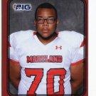 CAMERON CHAMBERS 2016 Maryland MD  Big 33 High School card