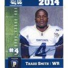 THAD SMITH 2014 Pennsylvania PA Big 33 High School card BOSTON COLLEGE