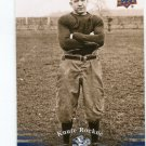 COACH KNUTE ROCKNE 2013 Upper Deck UD Collectible #1 Notre Dame Irish