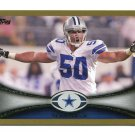 SEAN LEE 2012 Topps GOLD SP #31 Dallas Cowboys PENN STATE Nittany Lions #d/2012