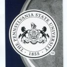 COAT OF ARMS / UNIVERSITY SEAL 2016 Panini Collegiate Collection #3 PENN STATE