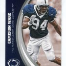 CAMERON WAKE 2016 Panini Collegiate Collection #16 PENN STATE Dolphins