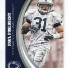 PAUL POSLUSZNY 2016 Panini Collegiate Collection #36 PENN STATE Jaguars