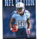 CHRiS JOHNSON 2013 Panini R&S NFL Nation INSERT Titans