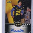 JOHN REID 2015 Leaf Army All-American AUTO BLACK Penn State 4-star CB #d/10