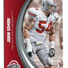 JOHN SIMON 2015 Panini Collegiate Collection #31 OHIO STATE BUCKEYES Texans