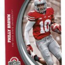 COREY PHILLY BROWN 2015 Panini Collegiate Collection #43 OHIO STATE BUCKEYES Panthers