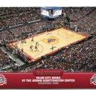 VALUE CITY BASKETBALL ARENA 2015 Panini Collegiate Collection #7 OHIO STATE BUCKEYES