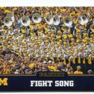 FIGHT SONG 2015 Panini Collegiate Collection #5 MICHIGAN WOLVERINES
