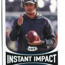 JARED GOFF 2017 Sage Hit Premier Istant Impact #57 Cal Bears RAMS QB