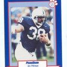 JON WITMAN 1995 Penn State Second Mile STEELERS