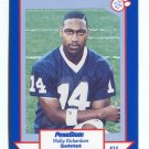 WALLY RICHARDSON 1995 Penn State Second Mile RAVENS QB